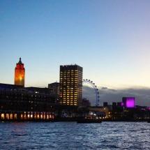 The Thames: riverside views, London