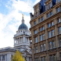 The Old Bailey: the central criminal court of England and Wales, London