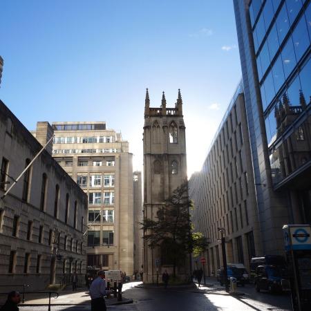St Alban's Church, London