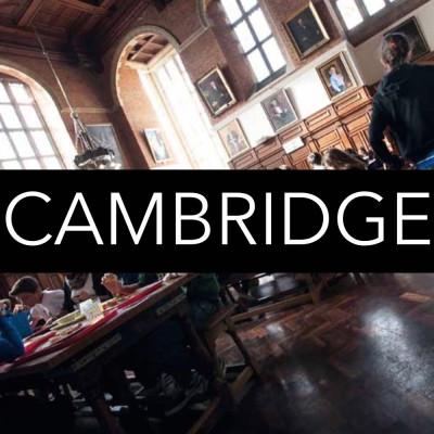 Live in a Cambridge University college