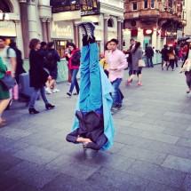 Covent Garden street artists