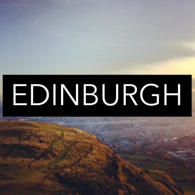 Study in Scotland's capital city