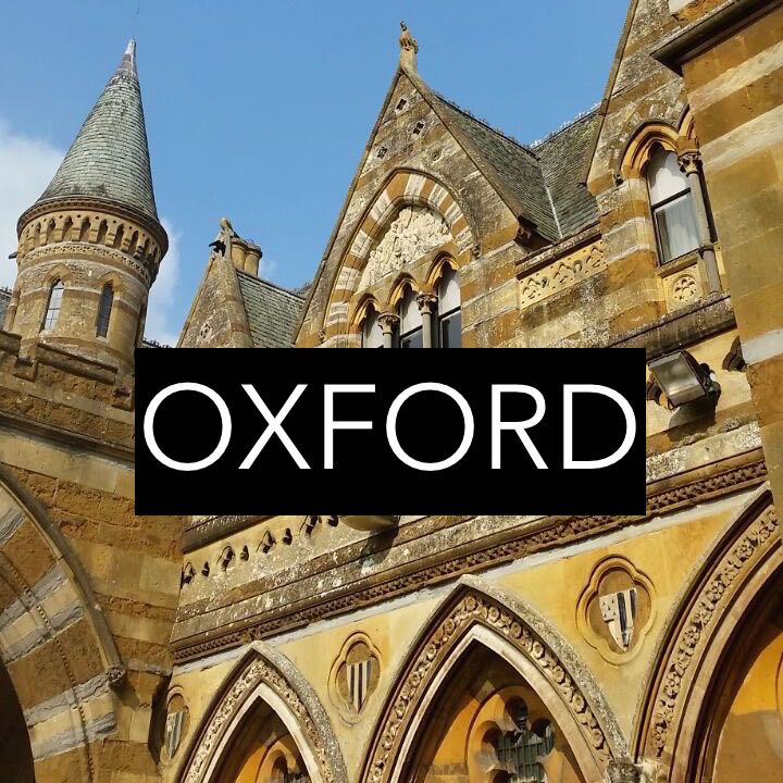 Oxford Guides | A Magical Journey of a Famous Town