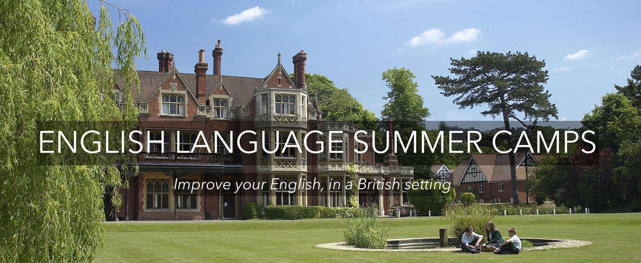 English Language School Summer Camps for Chinese Children