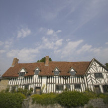 Shakespeare's mother's house