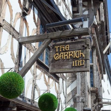 Stratford-upon-Avon's oldest pub