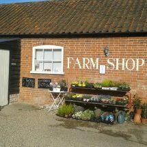 Hall Farm, Stratford St Mary