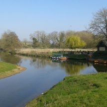 River Stour, Dedham Vale Area of Outstanding Natural Beauty