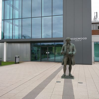 Wedgwood Factory Tour